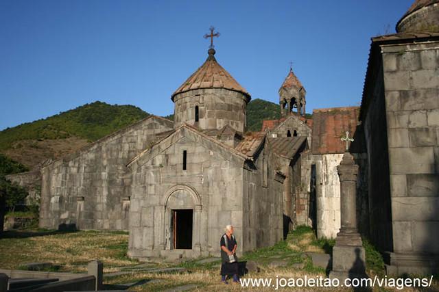 Fotografias Mosteiro Haghpat UNESCO Haghpatavank Arménia