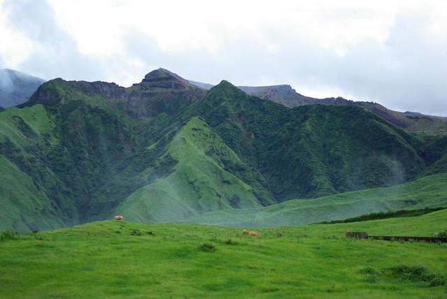 阿蘇烏帽子岳 Mt Aso(eboshidake)