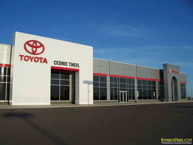 Cedric Theel Toyota/Scion Dealership in Bismarck, North Dakota