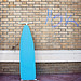 08.26.09 : ironing board + graffiti