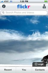 Another Flickr screenshot