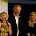 Drew Barrymore, Daniel Stern and Kristen Wiig
