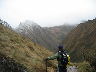 Backpacking Incan Trail - Machu Picchu Peru