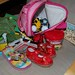 Contents of a Toddler's Backpack