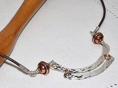 Double Arc necklace