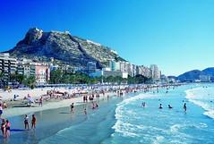 Alicante/Alacant (ciudad) - Playa El Postiguet