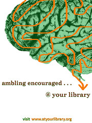 """""""Ambling Encouraged"""" by Marie M. Martino"""