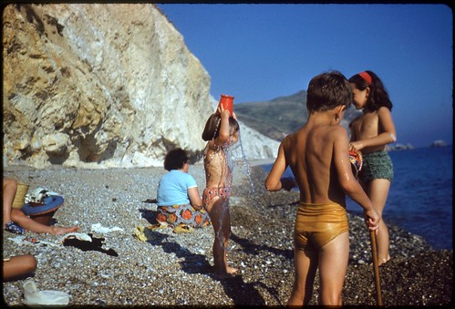 Beach Around 1960´s