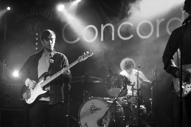 Parquet Courts Concorde Brighton Feb 2013