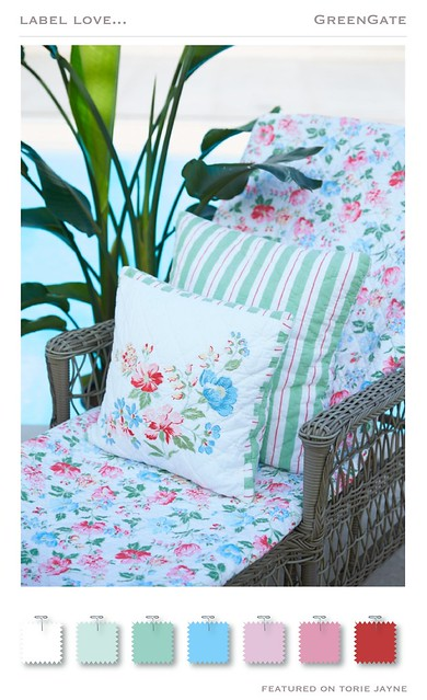 GreenGate Spring Summer 2017
