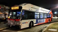 WMATA Metrobus 2016 New Flyer Xcelsior XN40 #2889