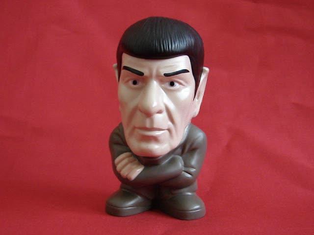 Star Trek Burger King Toys 100