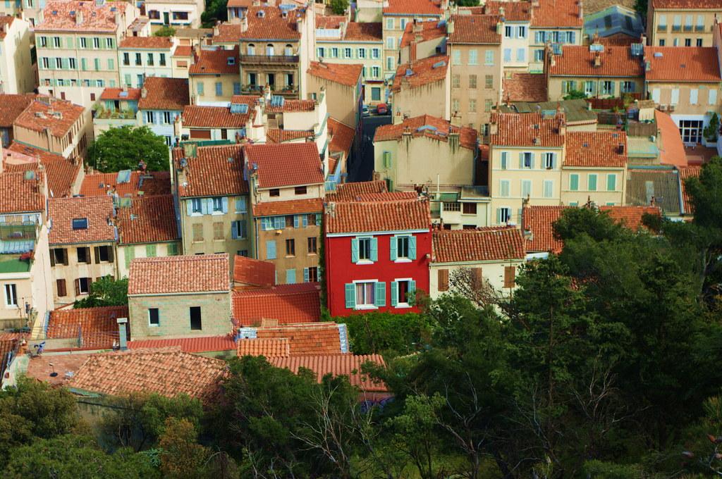 Marseille vu de Notre-Dame de la Garde 228