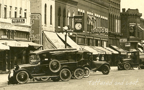 Tattered and lost photographs 6 1 09 7 1 09 for T s dining virden