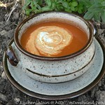Tomato & tamarind soup