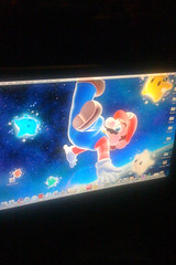 my Mac background is cooler than yours!