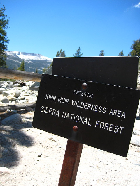 John Muir Wilderness Area