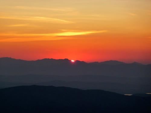 sunrise summit mtyale 14ner 14000ft