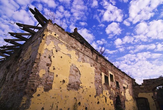 Post-war  Vukovar, Croatia