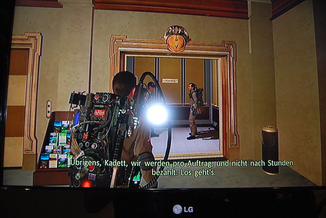 Ghostbuster Xbox 360
