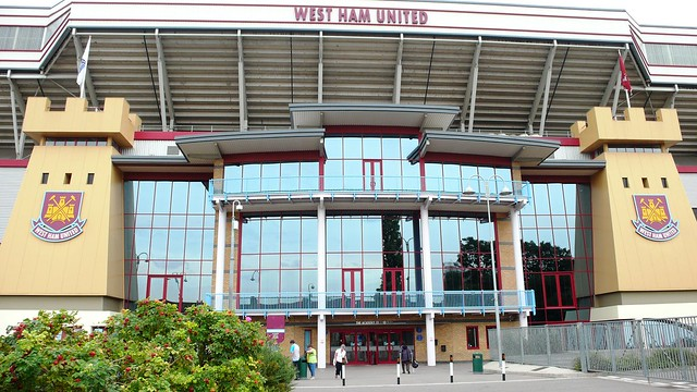 West Ham United Stadium, Upton Park