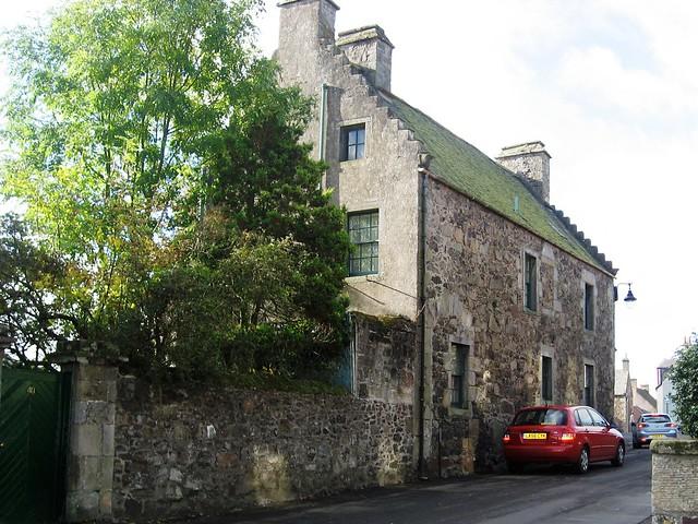 Macduff House, Auchtermuchty