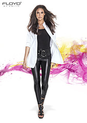 textile, magenta, clothing, abdomen, trousers, sleeve, leggings, leather, outerwear, fashion, photo shoot, pink, tights,