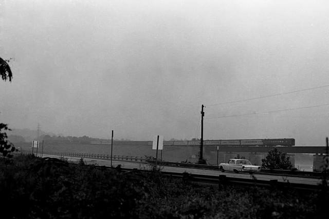 Southern Crescent in South Carolina, ca. 1972