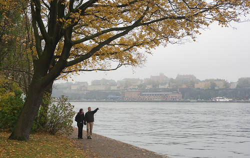 Autumn Morning, Skeppsholmen