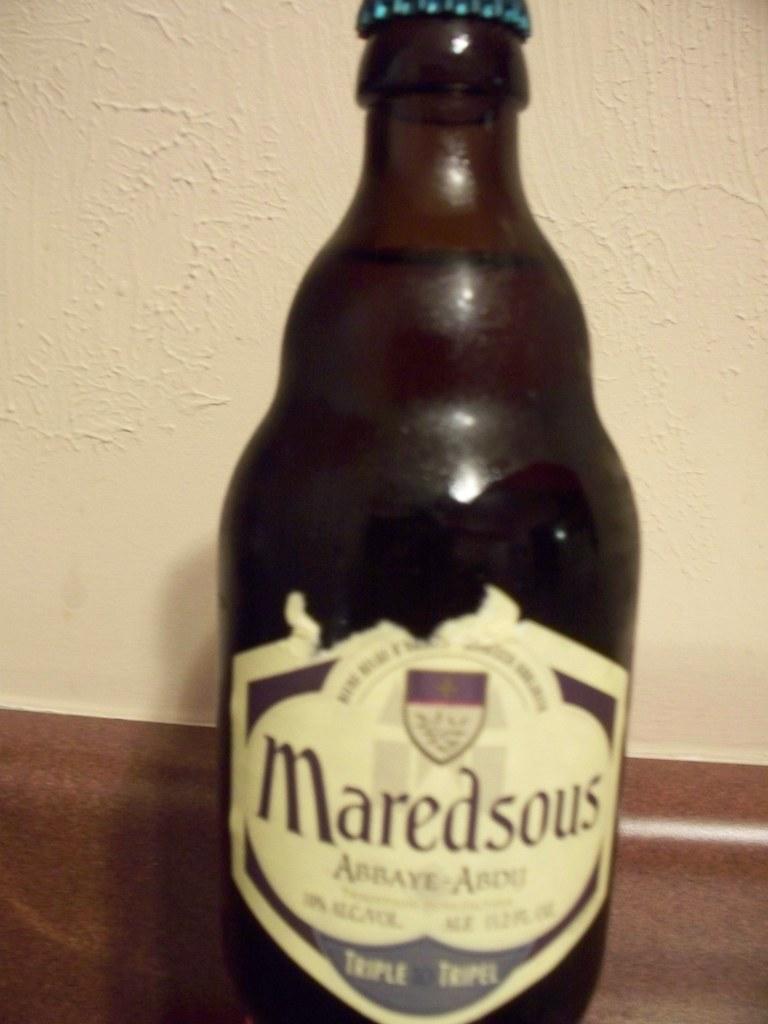 Maredsous Abbaye Ale