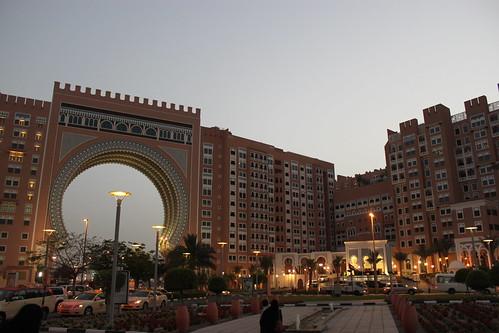 Mövenpick Ibn Battuta Gate Hotel & Spa