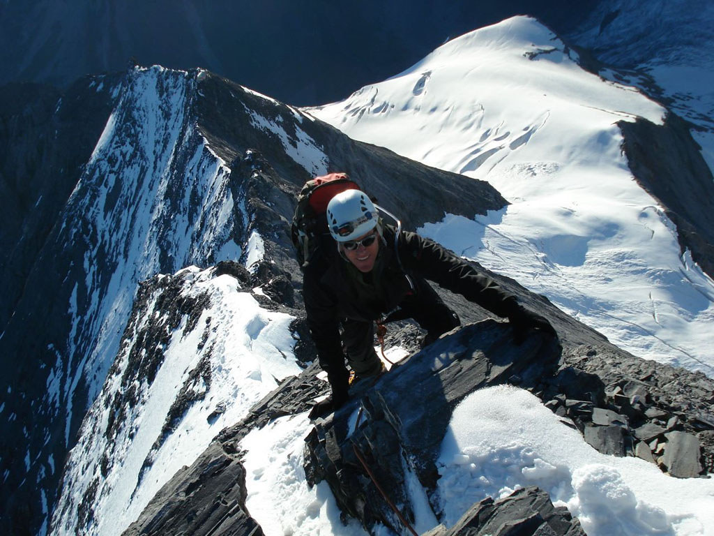 More Info? & Guided Alpine Climb in the Swiss Alps - Eiger Prep and Climb ...