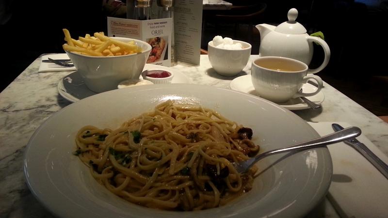 Oriel Restaurant