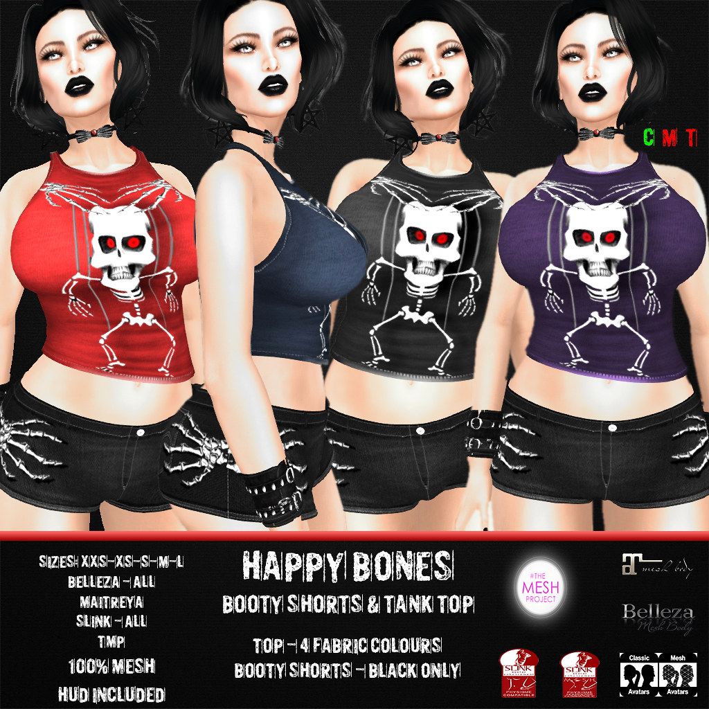Happy Bones - SecondLifeHub.com