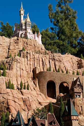 Storybook Land Castle