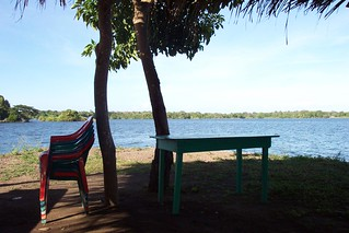 Bild von Las Isletas. lake chairs granada nicaragua isletas