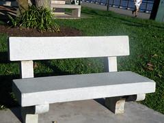 Bench @ Labrador Park