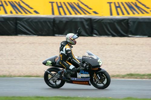 (3) Jason Davis Yamaha TZ 250
