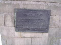 Photo of Randolph Adolphus Turpin bronze plaque