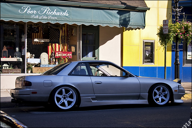 S13 in Town