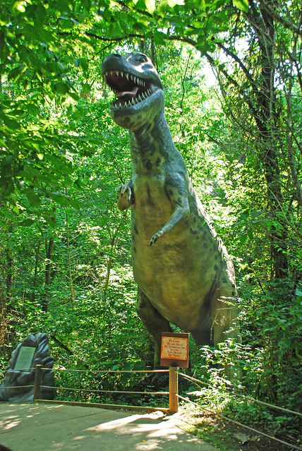 dinosaur world kentucky park flickr photo sharing