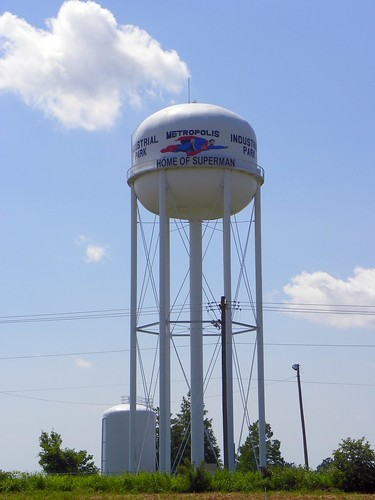 Metropolis Water Tower