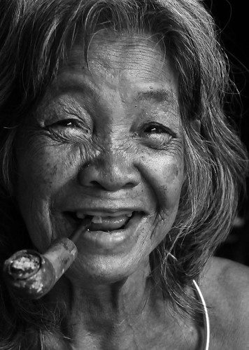 Old vietnamese woman #2