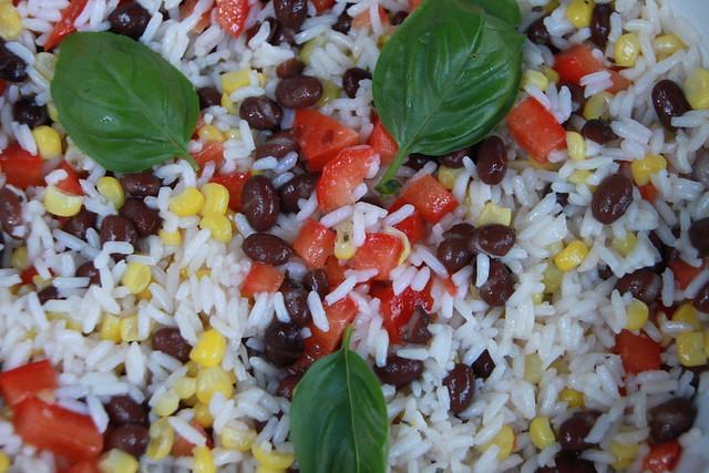 Confetti rice salad | Flickr - Photo Sharing!
