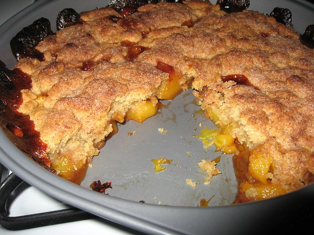 Southern Peach Cobbler | Flickr - Photo Sharing!