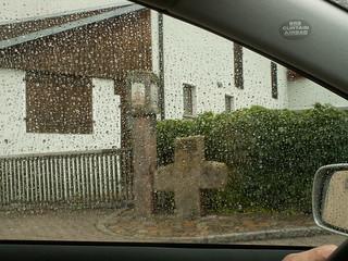 Zwei einsame Menschen müssen sich in Franken trennen 137