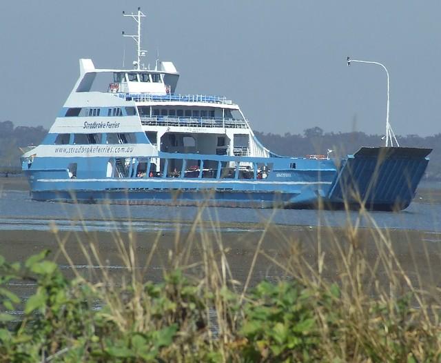 Cleveland To Stradbroke Island