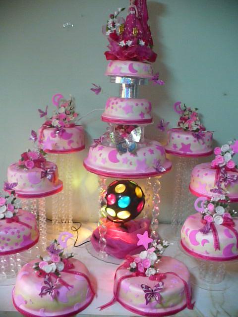 15 anos cake