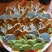 Wild Animal Cookie Platter
