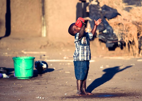 africa morning cup coffee rural sunrise children hands worship village child play lift drink joy happiness malawi praise backet coffeetime ycc3